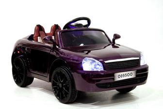 Lada Priora O095OO. Детский автомобиль на резиновых колесах.