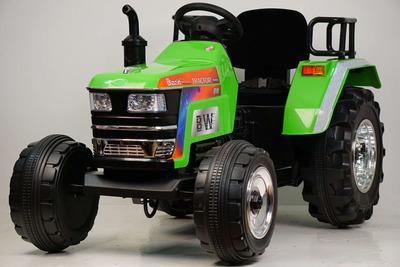 Электромобиль-трактор O030OO с дистанционным управлением.