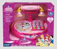 Vtech обучающий телефон маленькой принцессы.
