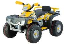 Детский электромобиль квадроцикл Peg Perego Polaris Sportsman 850. OD05150