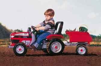 Машина педальная Peg Perego igcd0550 Disel Tractor
