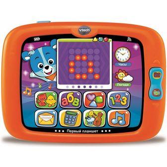 VTECH Первый планшет. Обучающая интерактивная игрушка.