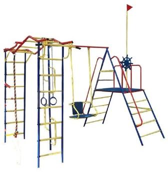 Детский спортивный комплекс ПИОНЕР дачный Юнга ТК-2