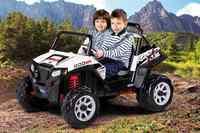 Детский электромобиль Peg-Perego Polaris Ranger RZR 900 igod-0068 (Италия) с электроприводом.