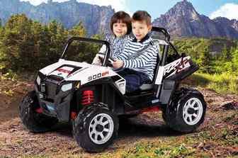 Детский джип Peg-Perego Polaris Ranger RZR 900 igod-0068 (Италия)