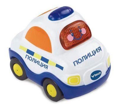 VTECH Полицейская машинка Бип-Бип Toot-Toot Drivers.