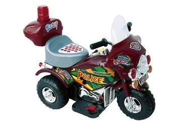 Детский мотоцикл POLICE