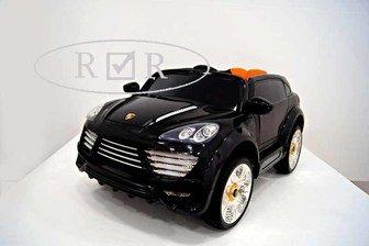 Детский электромобиль Porshe Cayenne Turbo О 001 ОО VIP-RESTYLING с дистанционным управлением.