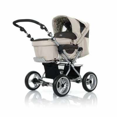 Детская коляска трансформер  Jetem (Capella) Pramy Luxe