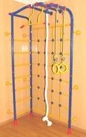 ДСК Веселый непоседа Модель Пристенный-Угловой. Детский спортивный комплекс Веселый непоседа Модель Пристенный-Углово
