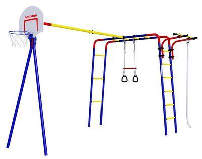 Romana Акробат (R 103.19.04). Дачный спортивно-игровой комплекс для детей.