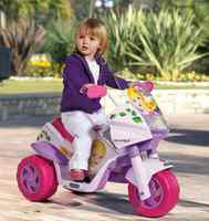 Peg Perego RAIDER PRINCESS NEW iged0917. Детский мотоцикл Peg Perego RAIDER PRINCESS NEW iged0917.