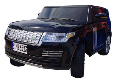 Land Rover KP2029 4x4. Двухместный электромобиль на резиновых колесах.