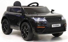 RiverToys Range B333BB. Электромобиль на резиновых колесах.