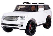 Детский джип Range Rover Vogue на резиновых колесах.