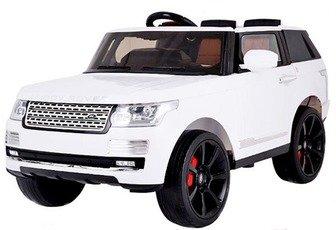 Детский электромобиль Range Rover Vogue на резиновых колесах.