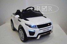 Детский электромобиль-джип Range O007OO на резиновых колесах.