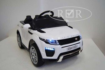 Детский джип Range O007OO VIP на резиновых колесах