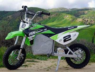 Электромотоцикл SX350 McGrath