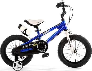 "Детский велосипед Royal Baby Freestyle, 14"" колеса, стальная рама"