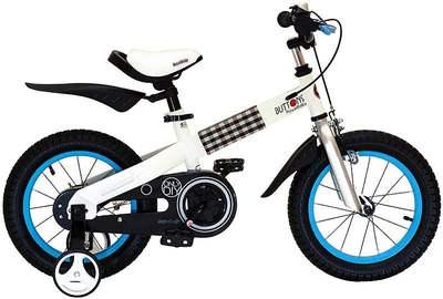 "Детский велосипед RoyalBaby Buttons Steel 16"""