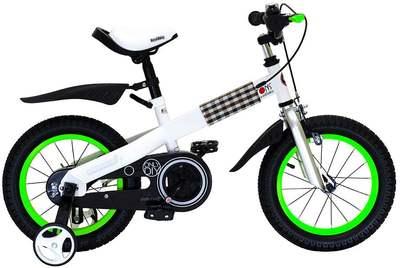 "Детский велосипед RoyalBaby Buttons Steel 12"""