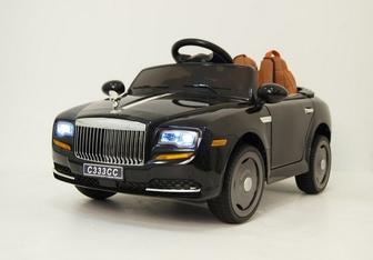 Детский электромобиль Rolls Royce C333CC с дистанционным управлением