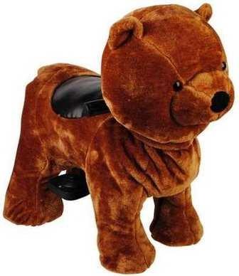 Детский зоомобиль Joy Automatic Russian Bear 002