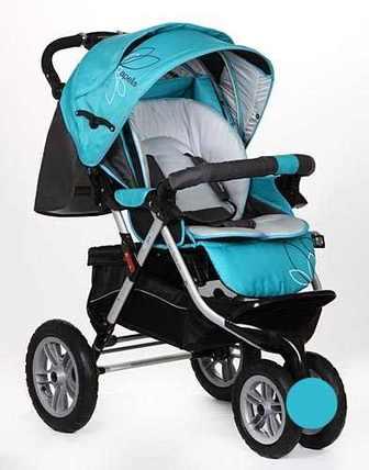 """Прогулочная детская коляска CapellaS-901WF AIR """"СИБИРЬ"""""""