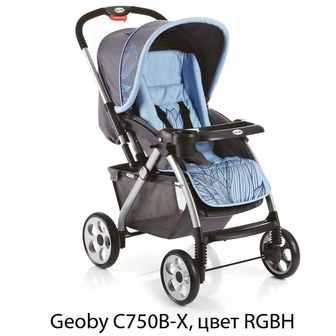 Прогулочная коляска Geoby С750B-X