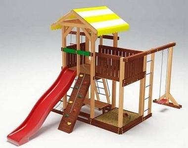 """Детская площадка для дачи """"Савушка - 14"""""""