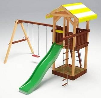 Детская площадка Савушка - 4