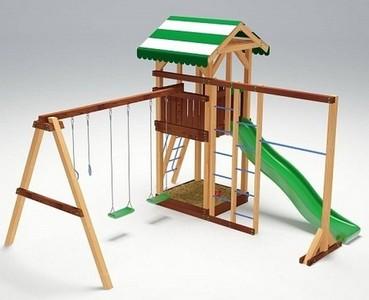 Детская площадка для дачи Савушка - 6