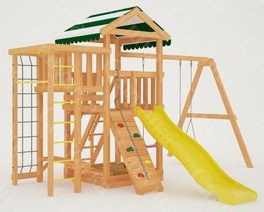Савушка Мастер - 3. Спортивно-игровая площадка для детей.