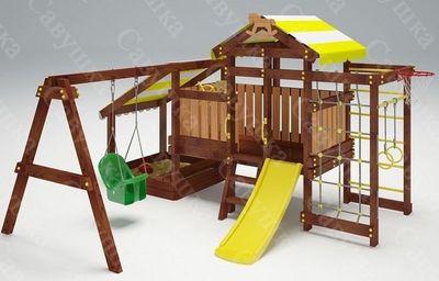 Савушка-Baby - 12 (Play). Уличная детская площадка.