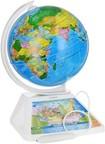 Интерактивный глобус Adventure AR Oregon Scientific SG268R