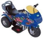 Мотоцикл Bugati ZP 9991B. Детский мотоцикл Bugati  ZP 9991B.