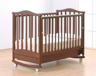 Детская кроватка-качалка Гандылян Сережа