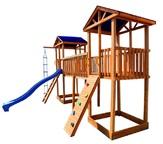 Детская площадка Можга Спортивный  городок 7 (Крыша Тент)
