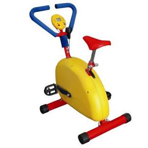 """Тренажер детский механический """"Велотренажер"""" с компьютером SH-02C"""