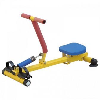 """Механический тренажер для детей """"Гребля"""" SH-04 A"""