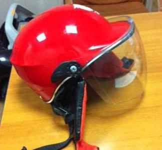 Детский шлем.