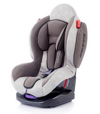 Детское автомобильное кресло Baby Care BSO Side Armor