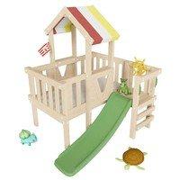 """Детский игровой чердак для дома и дачи """"Скуби""""."""
