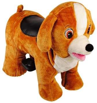 Собачка Тоби с монетоприемником, зоомобиль.