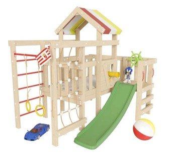 """Детский игровой чердак для дома Самсон """"Соник"""""""
