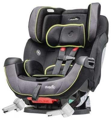 Детское Автокресло Evenflo Symphony™ e3 DLX ProComfort Series™