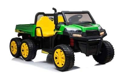 T100TT. Детский двухместный электромобиль с кузовом.