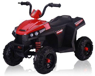 Детский квадроцикл T111TT на каучуковых колесах.