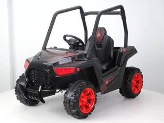 BUGGY T333TT (4*4). Детский электромобиль полный привод.